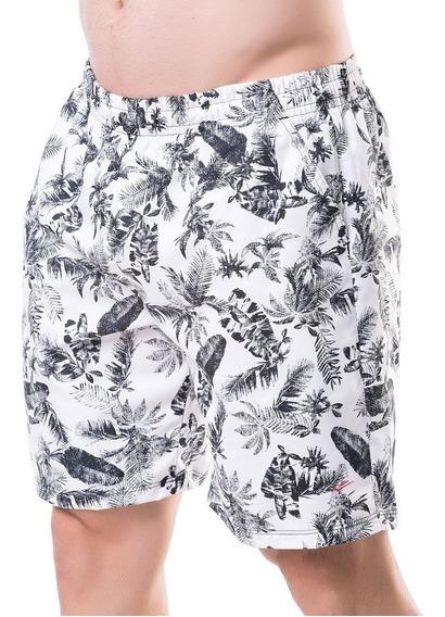 Kit Com 5 Shorts De Elástico Masculino Atacado Revenda