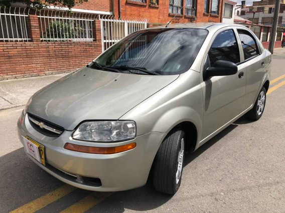 Chevrolet Aveo Family 1.5 A/a