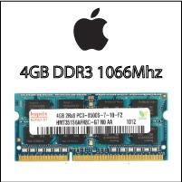 Memoria Sodimm 4gb Ddr3 1066 Pc3-8500 Para Mac