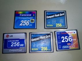 Cartao Compactflash 256mb
