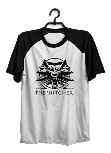 Remera The Witcher   Zombear