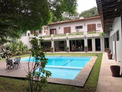 Casa Em Jardim Leonor, São Paulo/sp De 584m² 6 Quartos À Venda Por R$ 2.014.000,00 - Ca190987