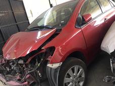 Toyota Yaris Sedan 2016 Para Reparar