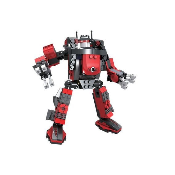 Brinquedo Para Montar - Evolution 3em1 - 286 Peças