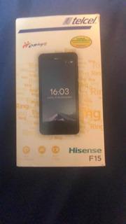 Celular Hisense F 15 Totalmente Nuevo