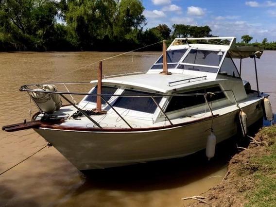 Barco Con Mariner 115 Fuera De Borda