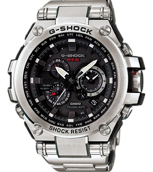 Relogio Casio G-shock Mt-g Triple G Resist Mtgs1000d-1ajf