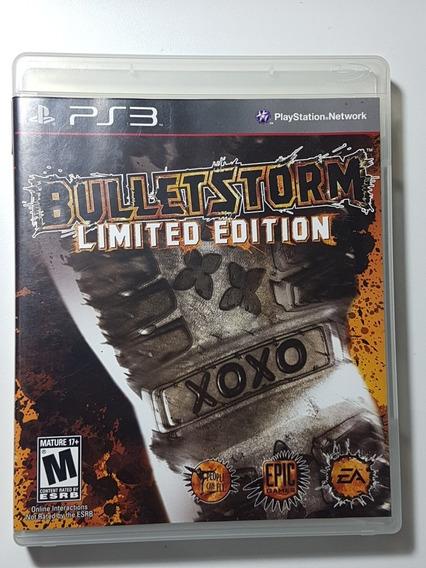 Bulletstorm Limited Edition Ps3 Mídia Física