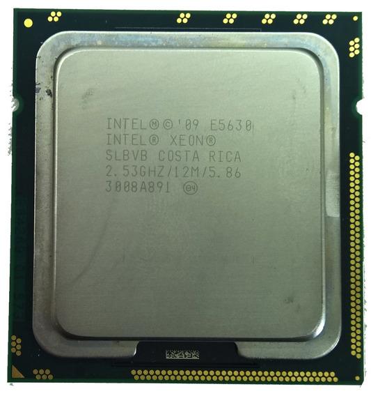 Processador Intel Xeon E5630 Ddr3 2,53ghz-2,8ghz C/garantia.
