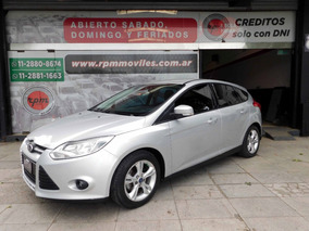 Ford Focus Iii 1.6 S 2014 Rpm Moviles