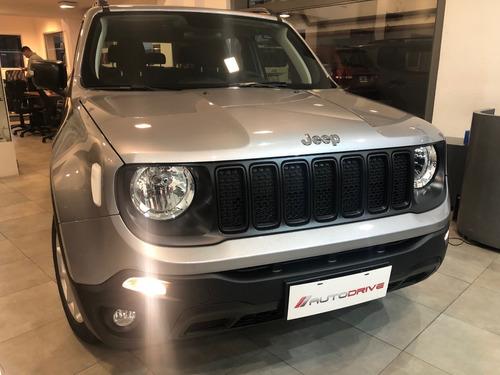 Jeep Renegade Sport Oportunidad Con Jeepplan Precio Unico