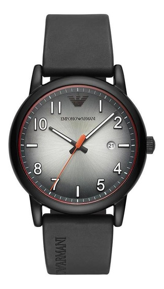 Relógio Emporio Armani Luigi Masculino Preto Ar11176/8pn