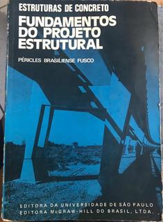 Livro Fundamentos Do Projeto Estrutural