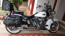 Harley Heritage Clasic