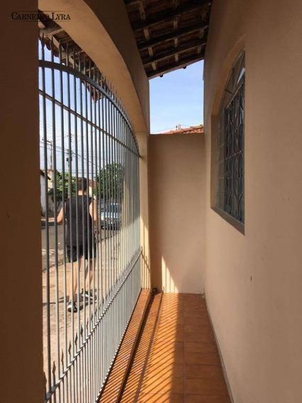 Casa Com 2 Dormitórios Para Alugar Por R$ 8/mês - Jardim Vila Maria - Jaú/sp - Ca0583