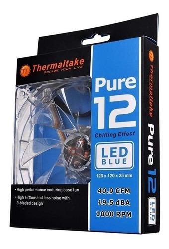 Ventilador Thermaltake Pure 120mm Led