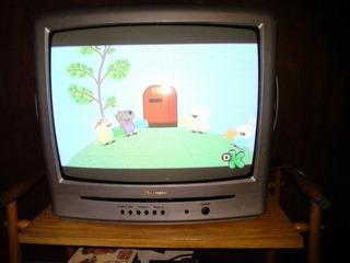 Televisor 20 Pulgadas Control Remoto Funciona Perfecto