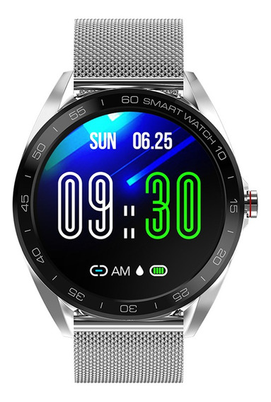 Senbono K7 Relógio Inteligente 1.30 Polegadas Ips Display Ip