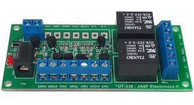 Controle De Nível Aut-j38 Placa Eletrônica