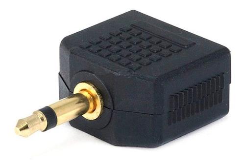 Monoprice 7202 Plug 3.5mm Ts Mono A 2 X 3.5mm Ts Mono Jacks