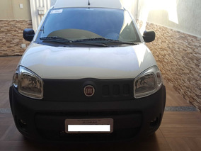 Fiat Fiorino 1.4 Hard Working Flex 4p - Refrigerada (-10)