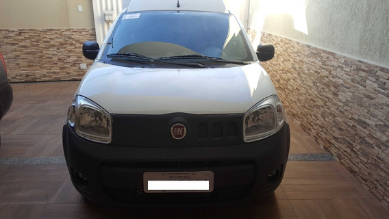 Fiat Fiorino 1.4 Hard Working Flex 4p - Refrigerada (-12)