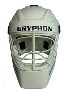 Casco Arquero Hockey Gryphon Sentinel Pro - Envíos !