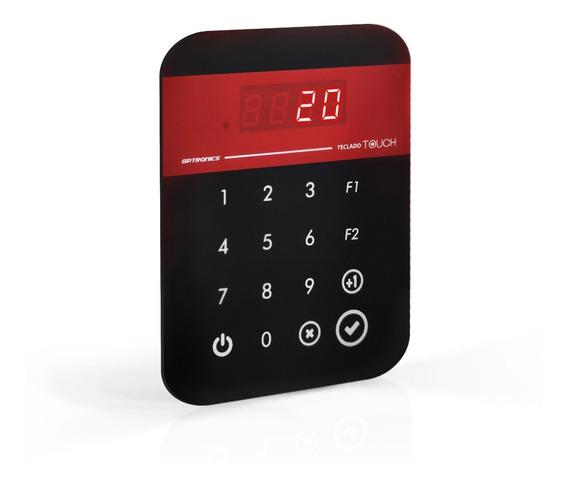 Teclado Digitador Touch Para Senhas Aleatórias