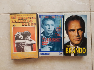 Vhs Marlon Brando