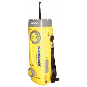 Rádio Portátil Am Fm Windsor 2502