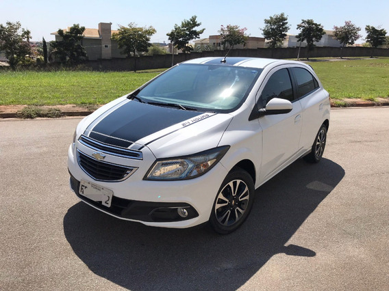 Chevrolet Onix 1.4 Ltz 5p Unica Dona Impecavel Ipva 19 Pago