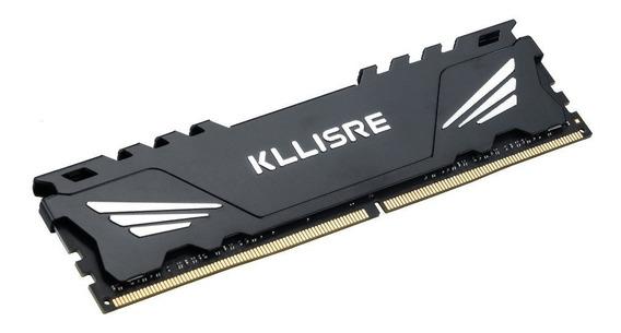 Memória Kllisre Ddr4, 8 Gb, 2400 Mhz , Nova Na Embalagem,