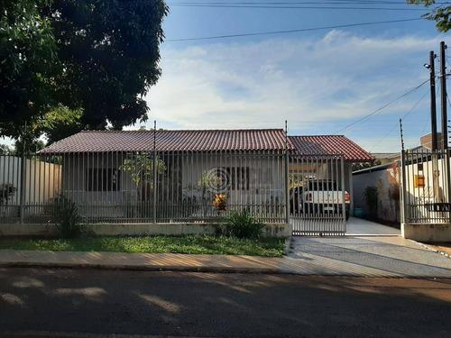 Imagem 1 de 17 de Casa Com 3 Dormitórios À Venda, 120 M² Por R$ 650.000,00 - Jardim Lancaster I - Foz Do Iguaçu/pr - Ca0669