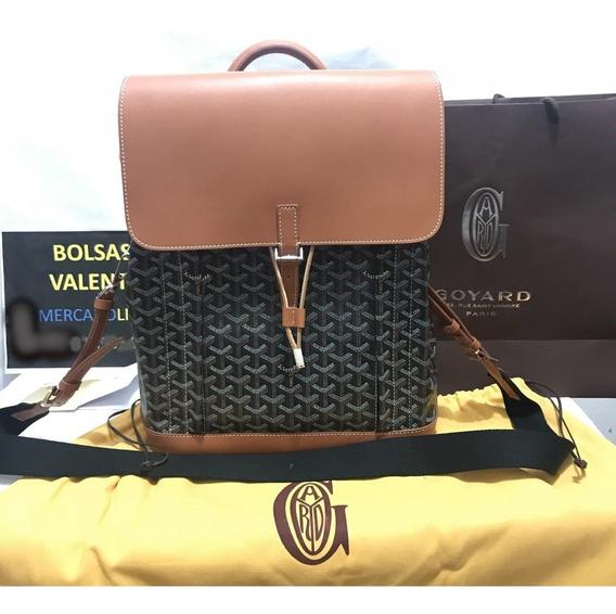Mochila Goyard Alpin Backpack Goyardine Lv Shopping Bag Gg