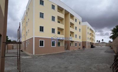 Apartamentos Com 3 Quartos E Entrada Facilitada, Pajuçara Maracanaú! - Ap0173