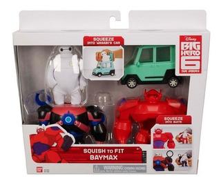 Big Hero 6 Vehículo + Figura Baymax 41285 Oferta!