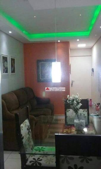 Apartamento À Venda, 50 M² Por R$ 200.000,00 - Jardim Bela Vista - Itapevi/sp - Ap5676
