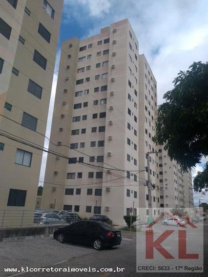 Apartamento Para Venda Em Parnamirim, Emaús, 2 Dormitórios, 1 Banheiro, 1 Vaga - Ka 0885
