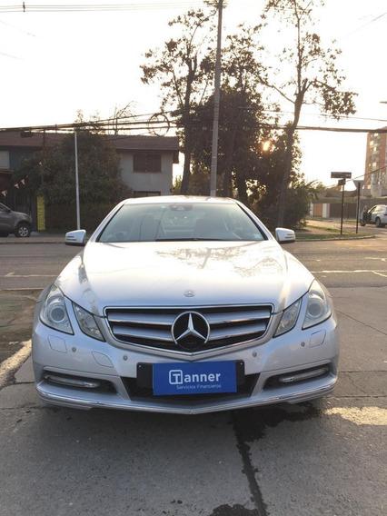 Mercedes-benz E 200 1.8 E 200 Coupe Elegance Impecable!