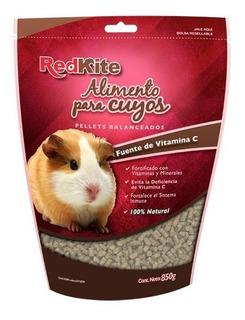 Alimento Para Cuyos Redkite 850g