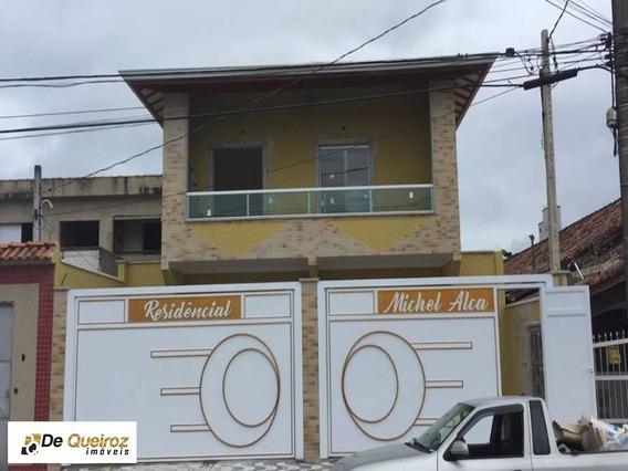 Sobrado Novo Em Condomínio Fechado - 1418 - 32073993