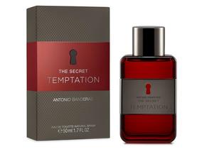 Perfume Antonio Banderas The Secret Temptation 50ml Hombre