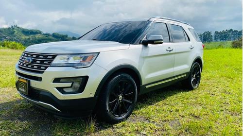 Ford Explorer 2017 3.5 Limited