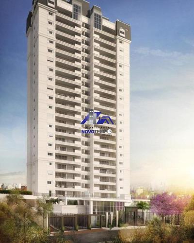 Apartamento De 3 Dormitórios Sendo 1 Suíte 2 Vagas, Garden, São Paulo. - Ap0153 - 67873849