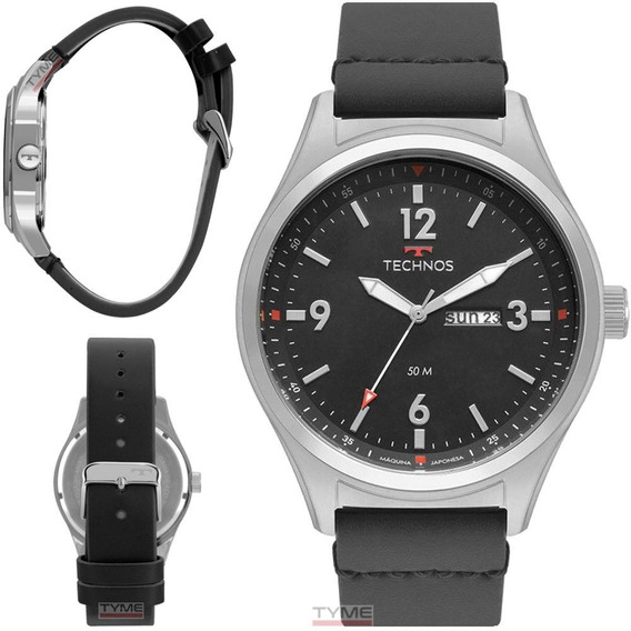 Relógio Technos Masculino Military 2105ay/0c C/ Nota Fiscal