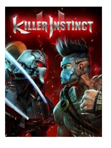 Killer Instinct -pc-dvd(midia Fisica)