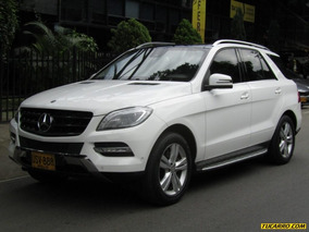 Mercedes Benz Clase Ml 350 4 Matic 3500 Cc T
