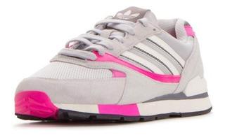 Tenis adidas Quesence Gris Sneakers Original Urbano Classic
