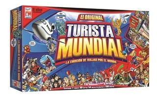 Juego De Mesa Turista Mundial El Original