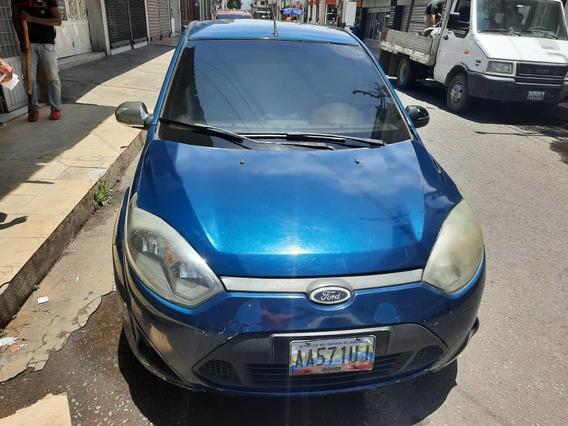 Ford Fiesta Move 2011 Azul